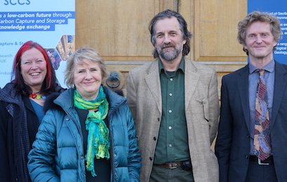 Scottish Environment Secretary visit