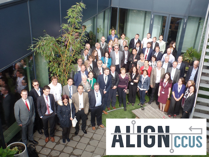 ALIGN-CCUS team wins EU funds to help transform Europe's industrial regions