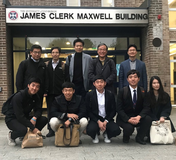 UK Korea CCS UoE workshop